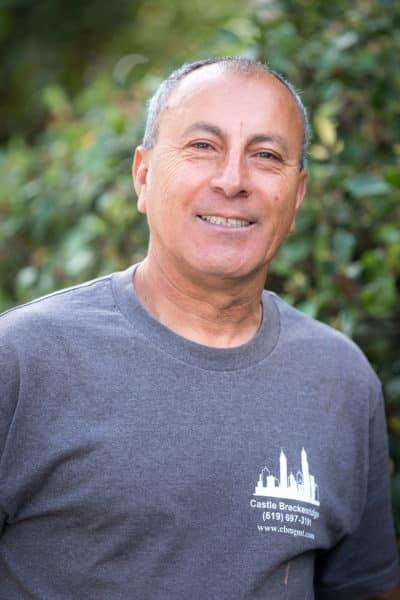 Carlos Gonzalez, Castle Breckenridge - Maintenance