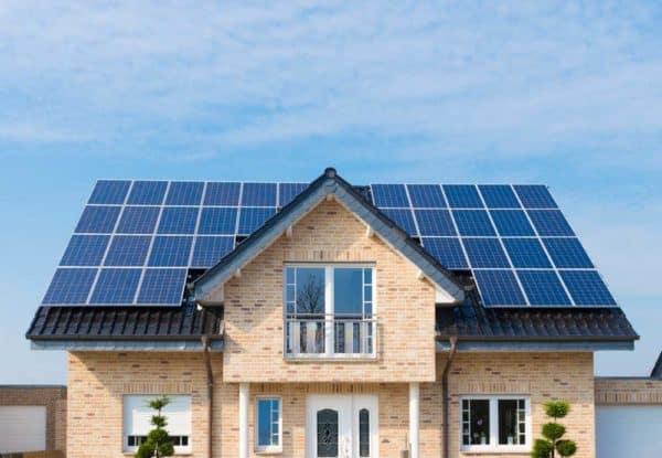 Castle Breckenridge, Sustainable Practices - Solar Energy
