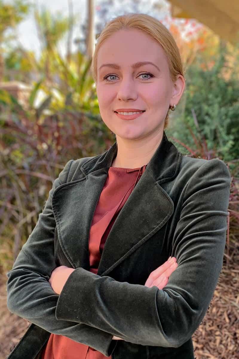 Daria Ivantey, Senior Accountant, Castle Breckenridge Management